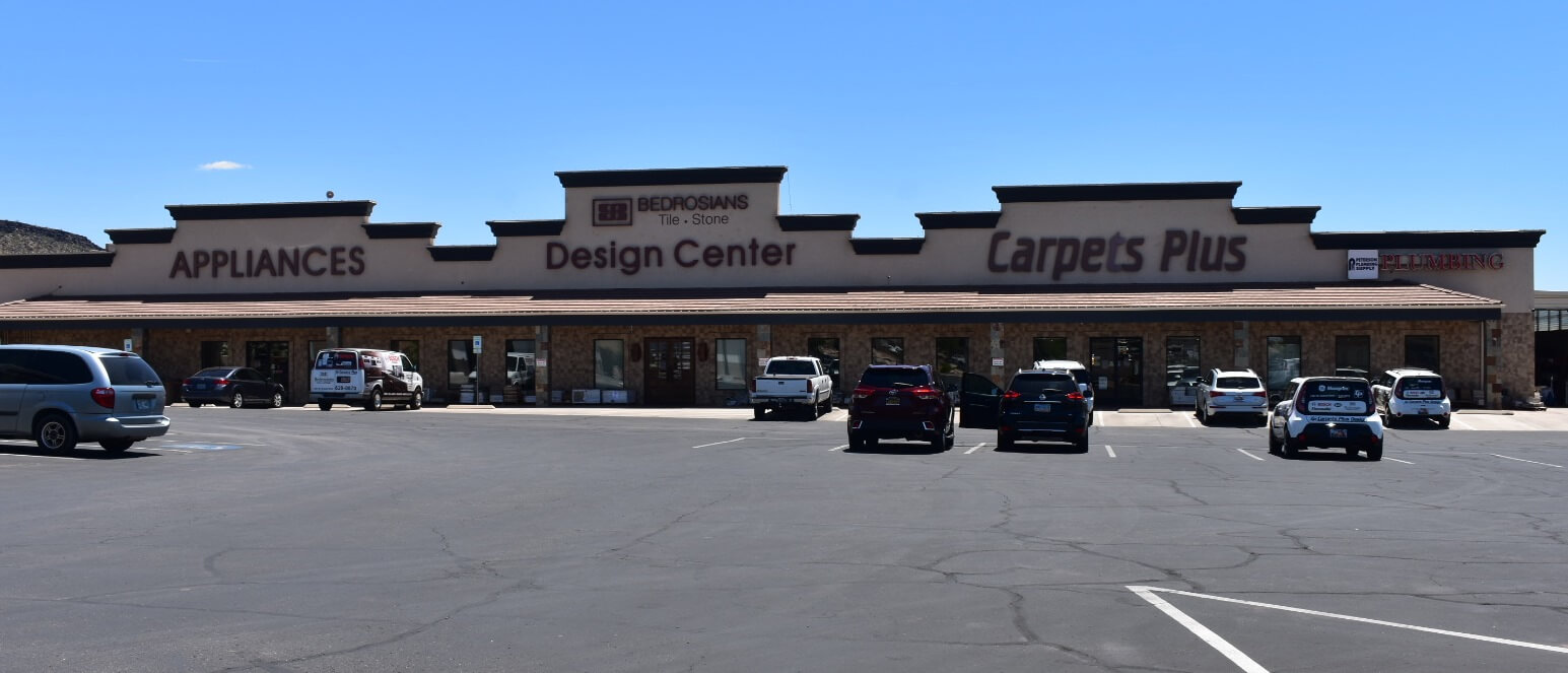 Carpets Plus Storefront
